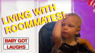 Living with Roommates | Babies Explain...
