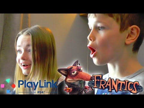 Let's Play Frantics in the Family (PS4 - PlayLink)