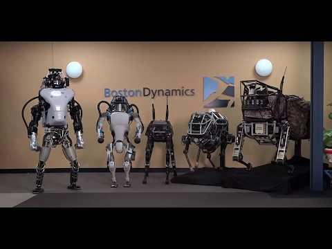 Robots can open doors now?!!