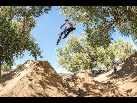DIRT JUMPING IS BMX