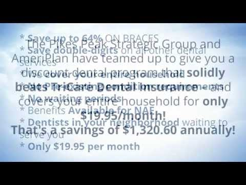 US Military Family Dental Healthcare Plan