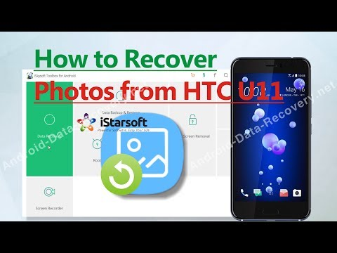 How to Recover Photos from HTC U11