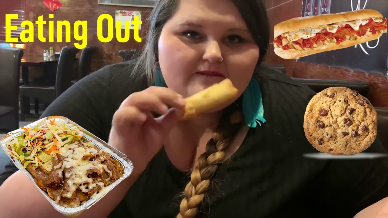 Amberlynn Reid Going Out To Eat   Part 10