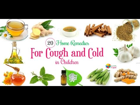 20 Home Remedies for Cough and Cold in Babies and Toddlers