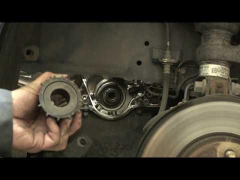 2001 - 2005 Honda Civic Acura EL Timing Belt Replacement