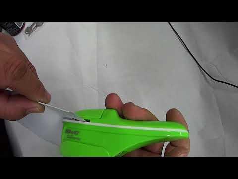 Staple-less Stapler for Locksmith Office