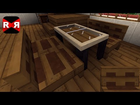 Survivalcraft 2 - How to Create A Custom Furniture (Chair, Table, Bed, Door, Window)