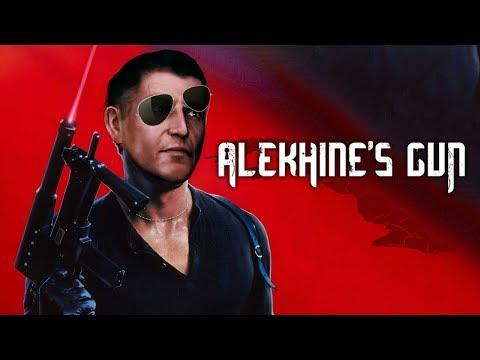 KNIFE GUYS FINISH LAST - Alekhine's Gun Gameplay Part 6