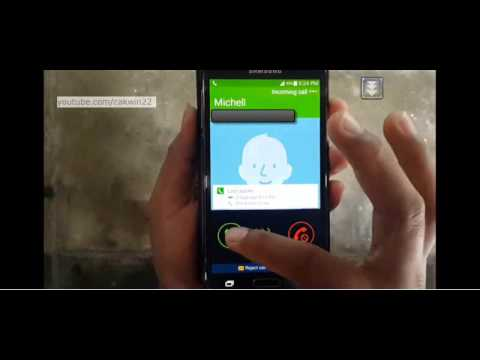 Samsung Galaxy S5 : How to mute during call (turn off microphone)