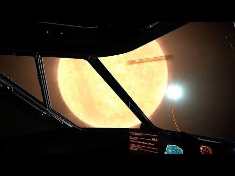 Elite Dangerous - Exploration - Neutron star, Blackhole, Super Giants