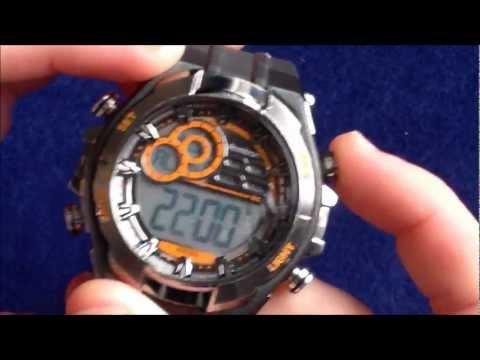 How To: Set an Armitron 4-Button watch