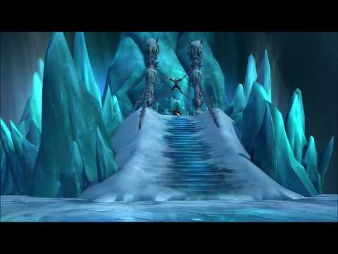 Hearthstone - All Knights of the Frozen Throne Legendaries in WoW + Invincible drop