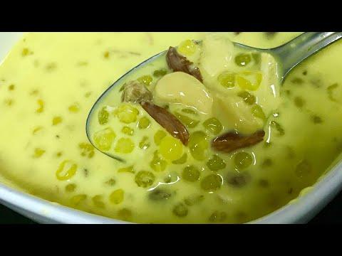 How to make Sabudana Kheer | Sabudana kheer recipe | Cook with SB