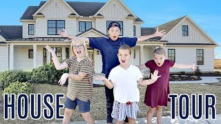 NEW Empty HOUSE TOUR!