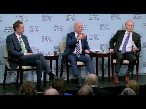 Clip: Joe Biden on Responding to Russian Cyberattacks