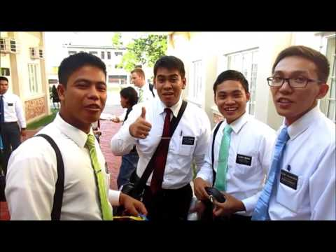 Thank You From Urdaneta LDS Missionaries