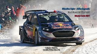Sébastien Ogier - Julien Ingrassia [Ford Fiesta WRC 2017 - Monte Carlo 2017]