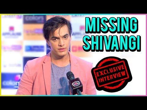 Mohsin Khan MISSES Shivangi Joshi At IWM Buzz Party | EXCLUSIVE Interview | TellyMasala