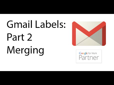 Merging Gmail accounts - Explained