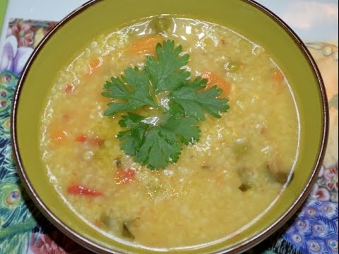 Homemade Baby food Recipe- Broken wheat/ Cracked Wheat/ Daliya Khichdi- Toddler, Kids Recipe
