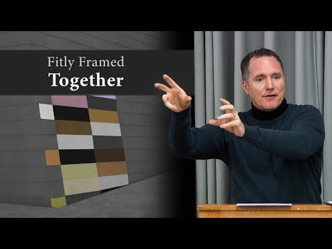 Fitly Framed Together - Tim Conway