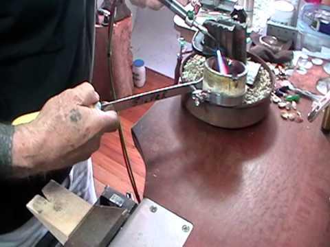making silver solder