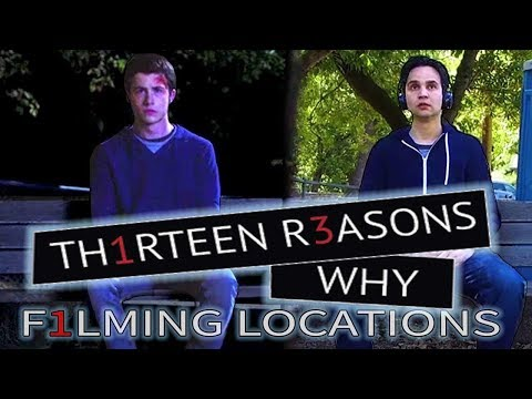 13 Reasons Why Filming Locations - Part 1 of 3