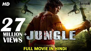 JUNGLE (2018) New Released Full Hindi Dubbed Movie , Full Hindi Movies 2018 , South Movie