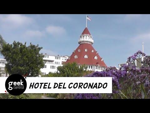Hotel del Coronado in San Diego, California - Full Tour