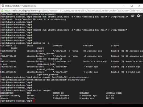 Docker move image to another machine