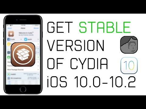 How to Update Cydia on iOS 10.0 - 10.2! -Less crashing, Access Previous Tweaks and More!