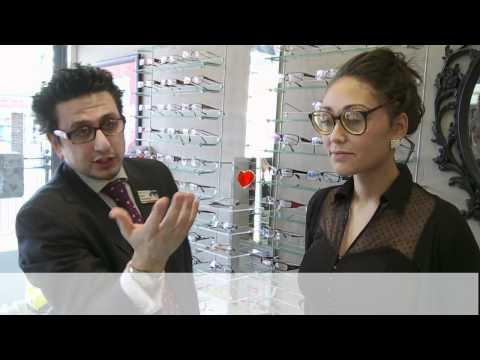 How to Choose Eyeglasses : Eyeglass Frames in 60 sec