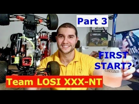 LOSI xxx-nt RESTORATION (Will it Start? Engine reassembly) (part 3)