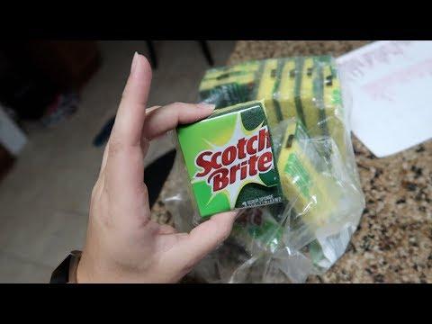 Vlog: *May 22, 2018* ~Preserving Dish Sponges & Saving Money!~