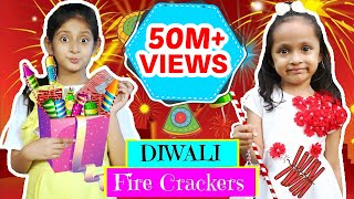 Top 10 Diwali FIRE CRACKERS .. | #Unboxing #MyMissAnand #ToyStars