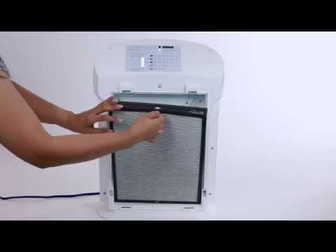 BioGS 2.0 Air Purifier - How to Clean Filters