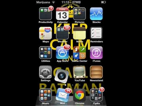 Watch full TV shows and Movies FREE on Itouch 4g, Iphone 3G, 4, 4S (Jailbroken)