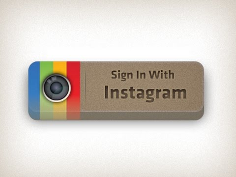 Login with Instagram | Simple Login |  How to login with instagram using PHP | instagram API