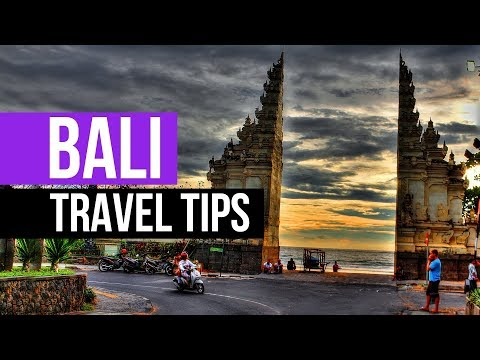 How to travel Bali from India and what to DO and DON'T  [IN HINDI]