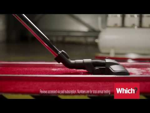 Which? testing - Vacuum Cleaners