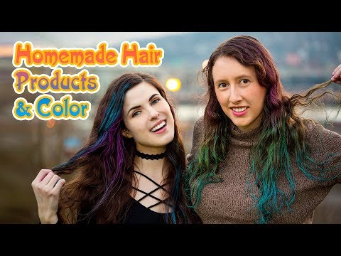 5 Awesome Hair Products, from Spray-On Conditioners to Temporary Dyes | A Damsels in DIY Tutorial