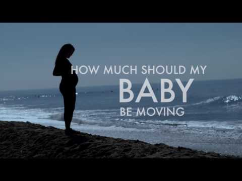 39 WEEKS PREGNANT HOW MUCH SHOULD MY BABY BE MOVING