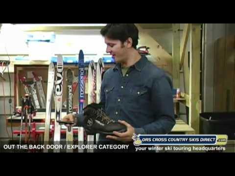 How to Select Exploring Nordic Skis, Boots, Bindings & Poles - by ORS Cross Country Skis Direct