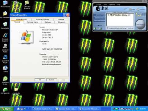 how to change your computer password for windows XP