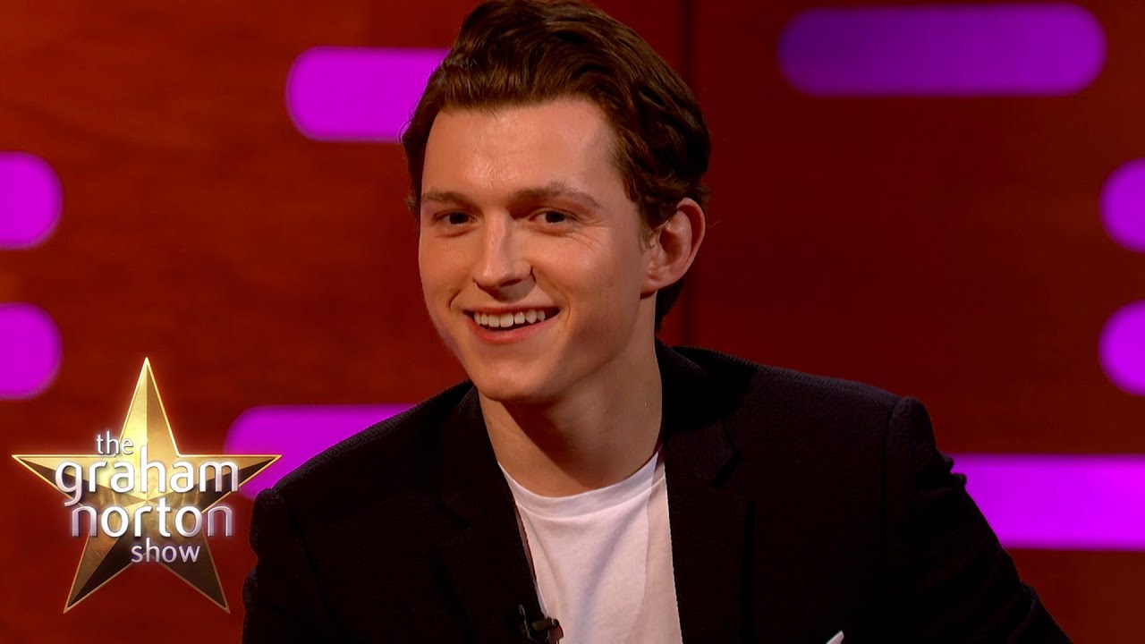 Tom Holland Tells Everyone About Spider-Man Plot Details | The Graham Norton Show