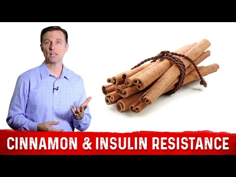 Use Cinnamon to Improve Insulin Resistance and Diabetes