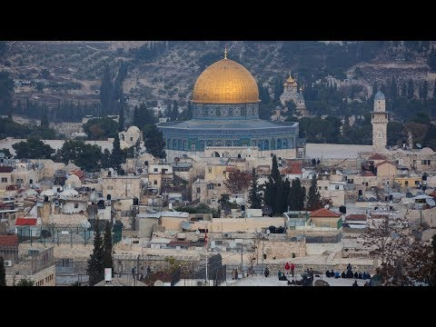Why Is Jerusalem a Controversial Capital?
