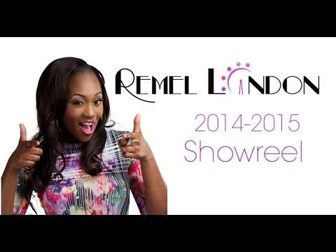 Remel London 2014 - 2015 Presenter Showreel