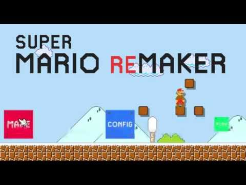 Super Mario ReMaker - A REMAKE OF A GAME WHERE NINTENDO TRIED TO UNDERSTAND THE INTERNET