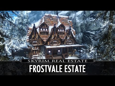 Skyrim Real Estate: Frostvale Estate - Multiple Adoption Friendly